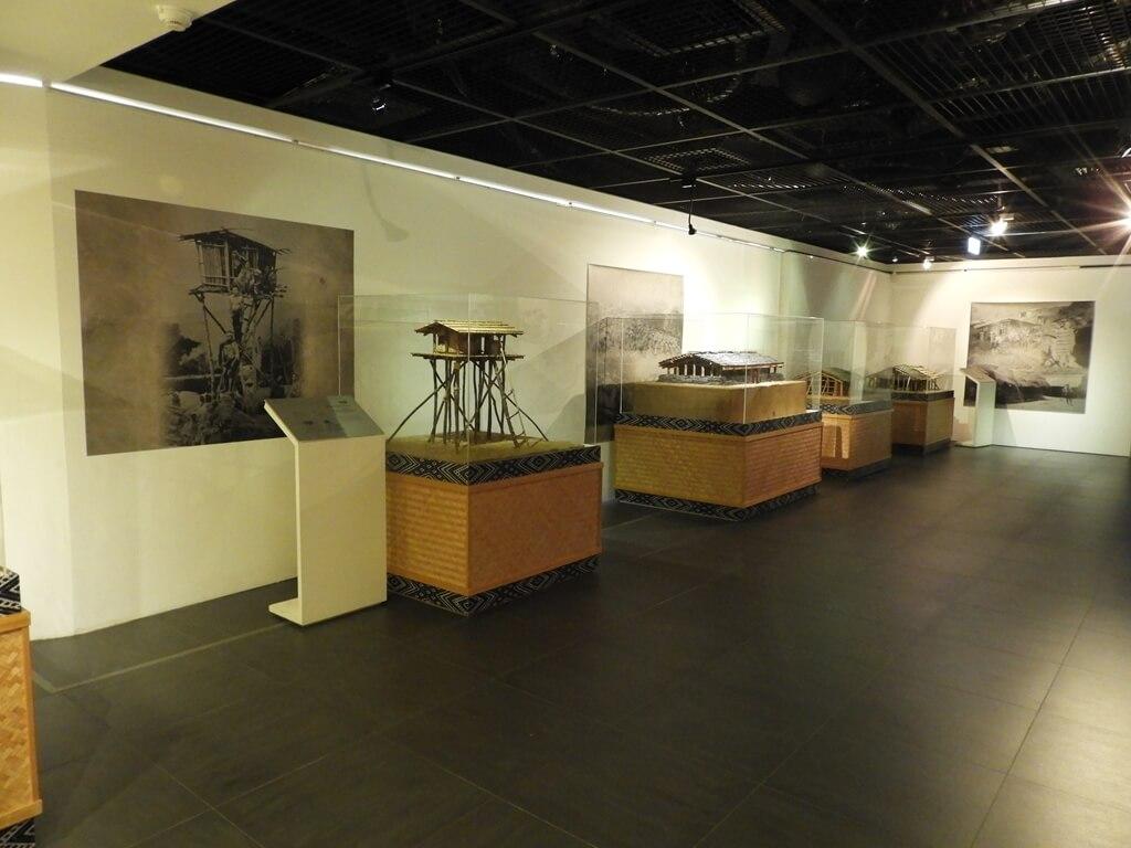 烏來泰雅民族博物館的圖片:泰雅族人傳統建築物展示區