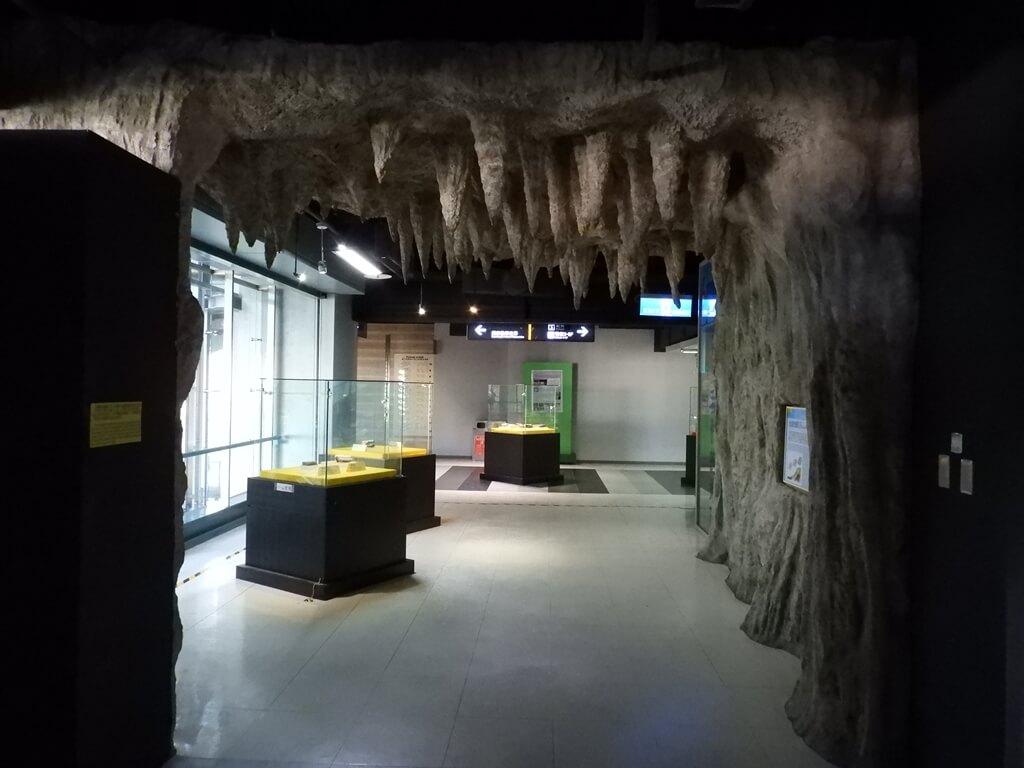 國立臺灣科學教育館的圖片:鐘乳石走廊