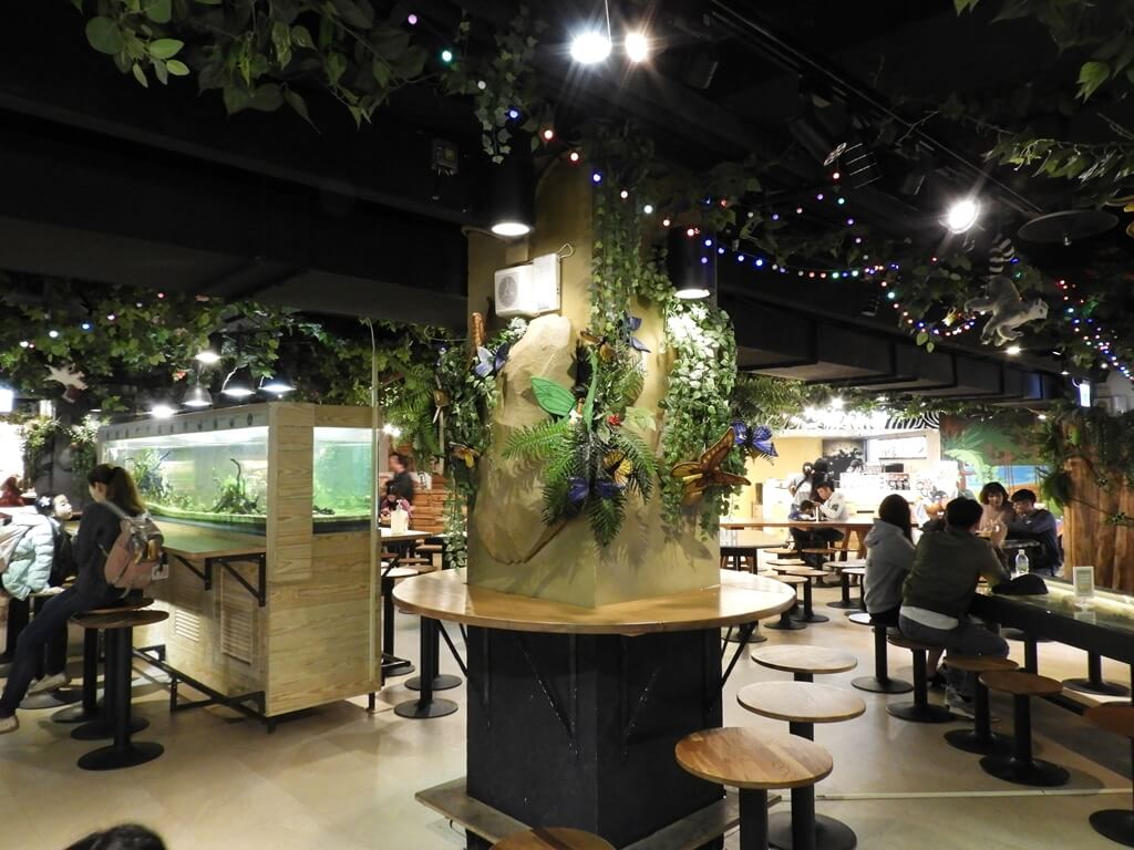 國立臺灣科學教育館的圖片:孔龍食場用餐環境(123659304)