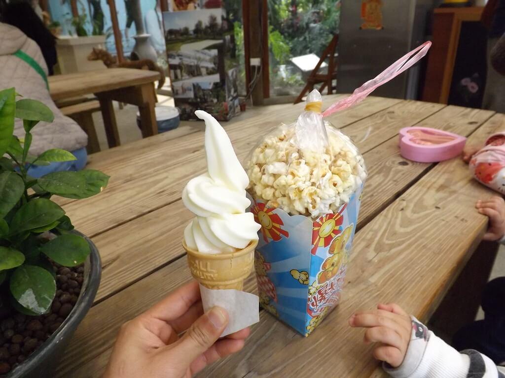 雅聞魅力博覽館的圖片:霜淇淋與爆米花