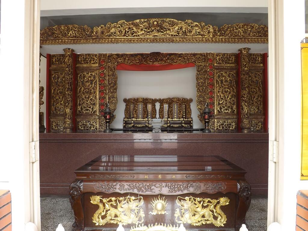 桃園市孔廟的圖片:西廡內