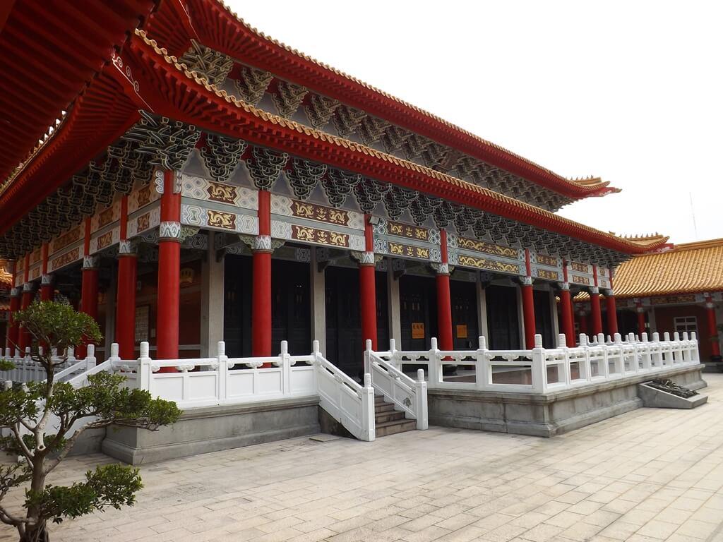 桃園市孔廟的圖片:在西廡拍攝大成殿