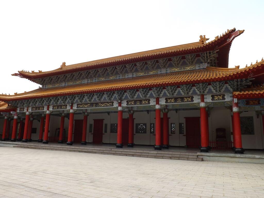 桃園市孔廟的圖片:西廡拍攝大成門內