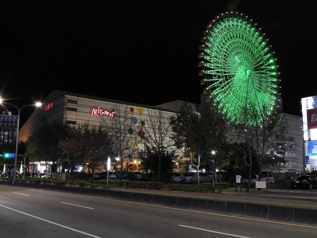 美麗華百樂園的圖片:晚上的美麗華摩天輪(123659564)