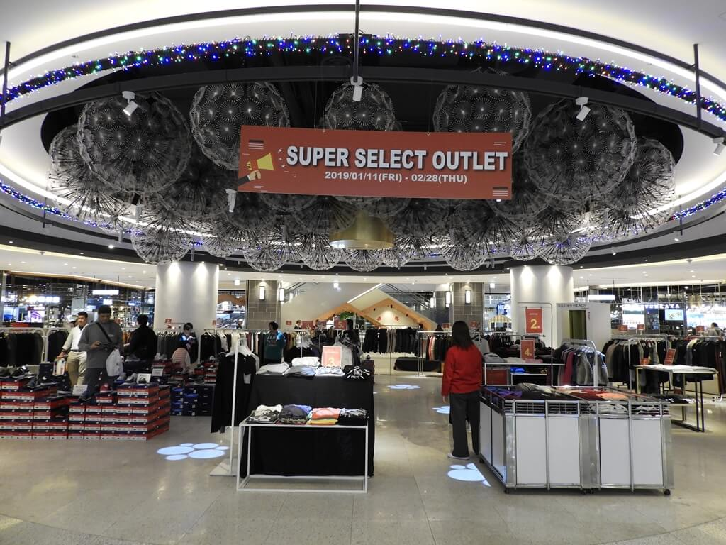 ATT 4 Recharge的圖片:SUPER SELECT OUTLET