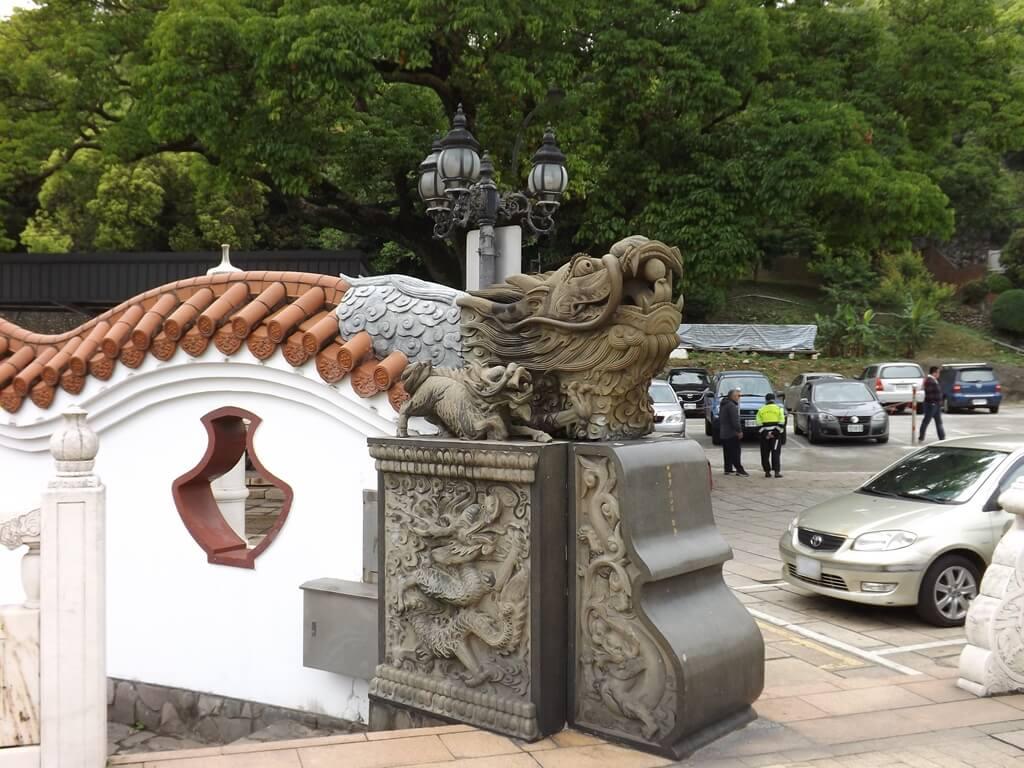 壽山巖觀音寺的圖片:另外一座龍頭