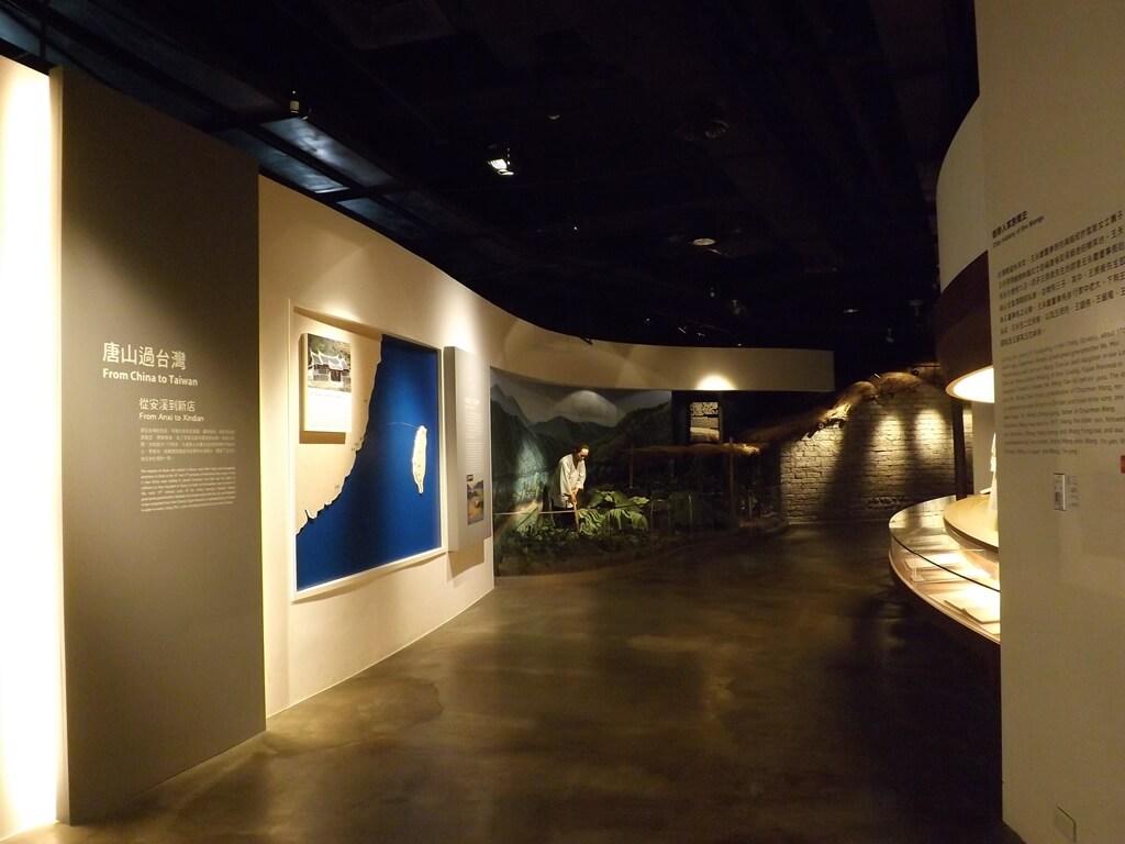 台塑企業文物館的圖片:唐山過台灣故事展示區