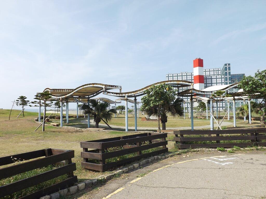 新竹海天一線看海區的圖片:正中午的看海公園