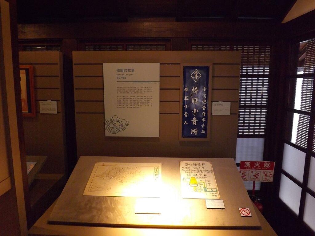 大溪木藝生態博物館的圖片:樟腦的故事、樟腦小賣所