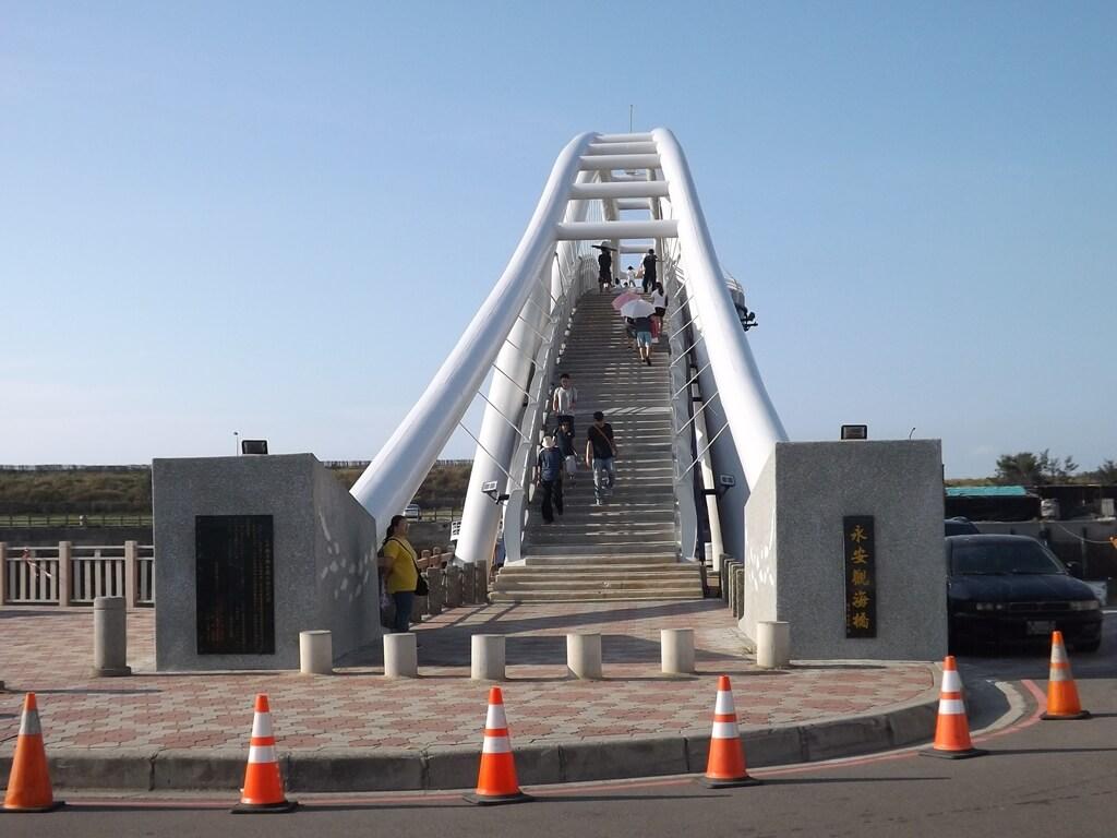 永安漁港的圖片:永安觀海橋(123660354)