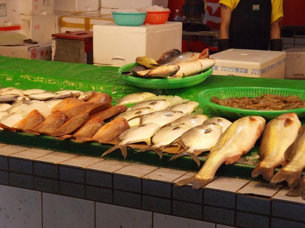 永安漁港的圖片:海魚販售攤(123660358)