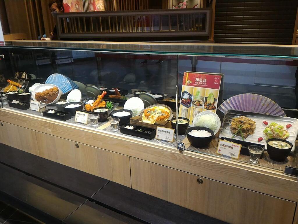 GlobalMall 環球購物中心桃園 A8的圖片:勝博殿餐點模型