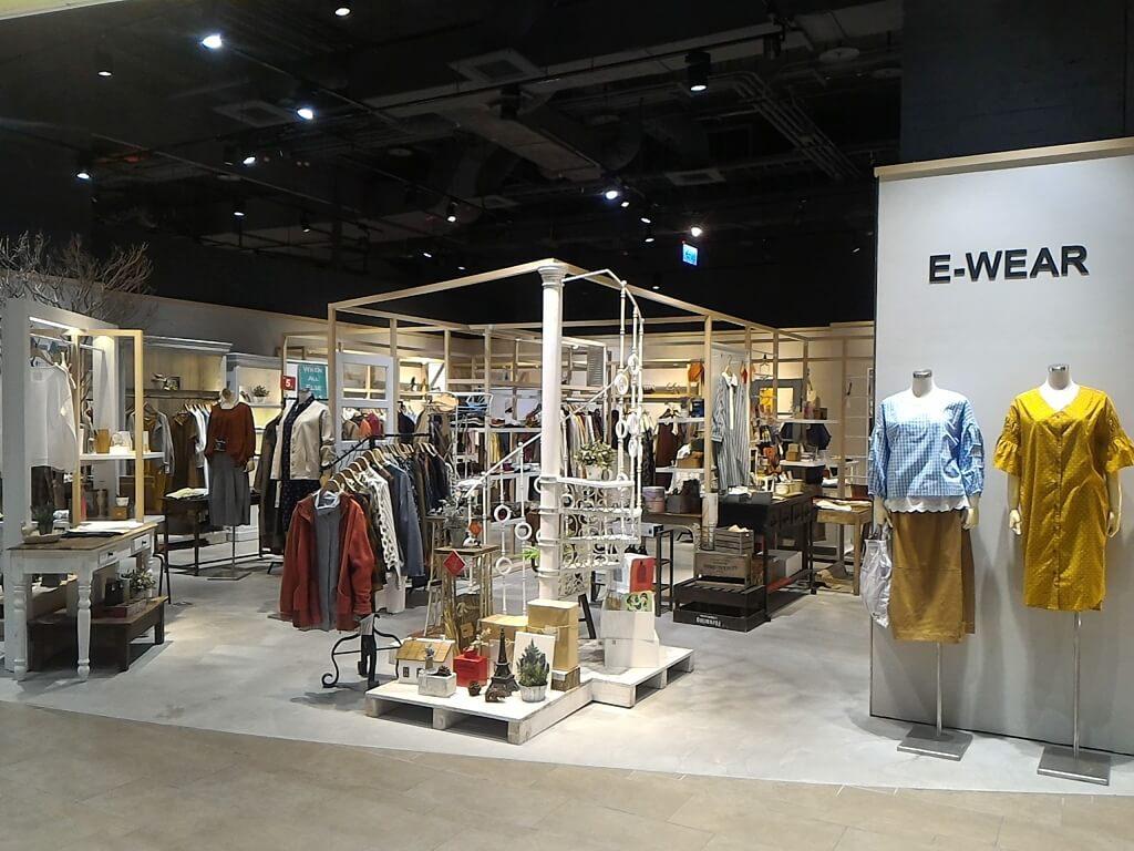 GlobalMall 環球購物中心桃園 A8的圖片:E-WEAR
