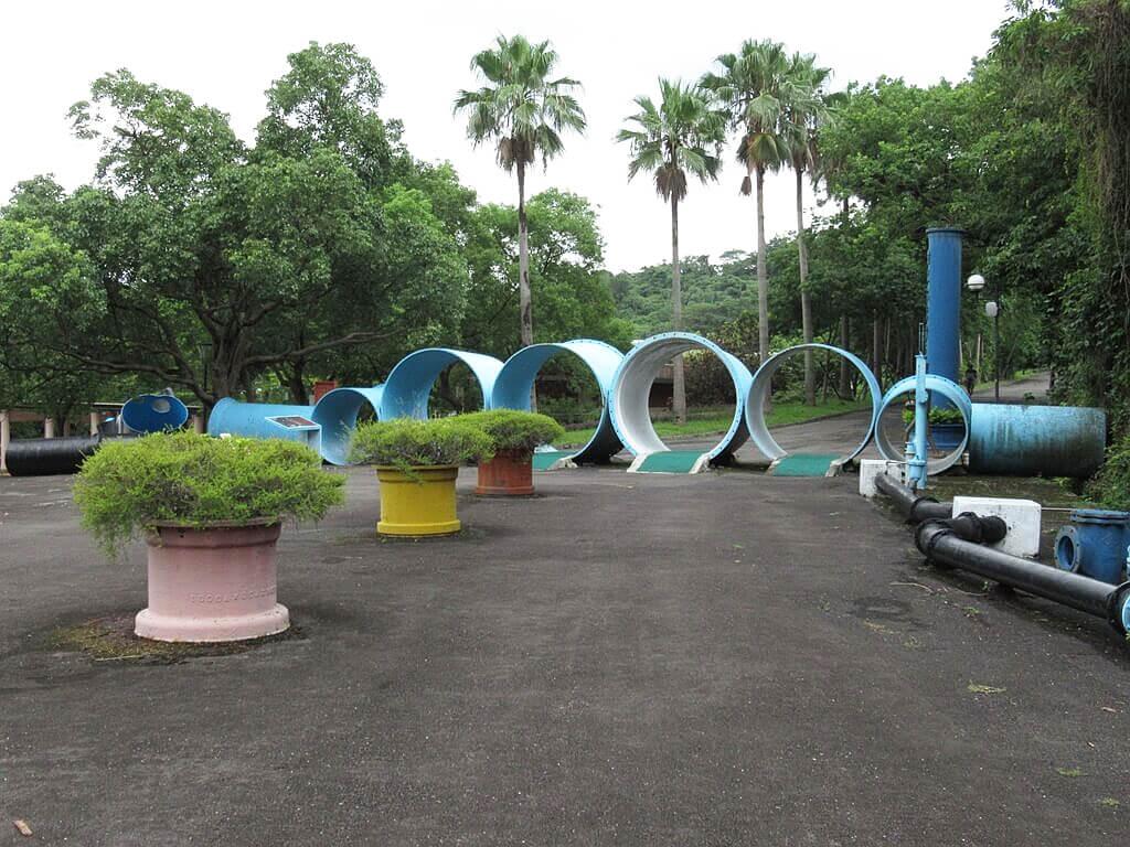臺北自來水園區(自來水博物館)的圖片:輸配水器材展示區(123660454)