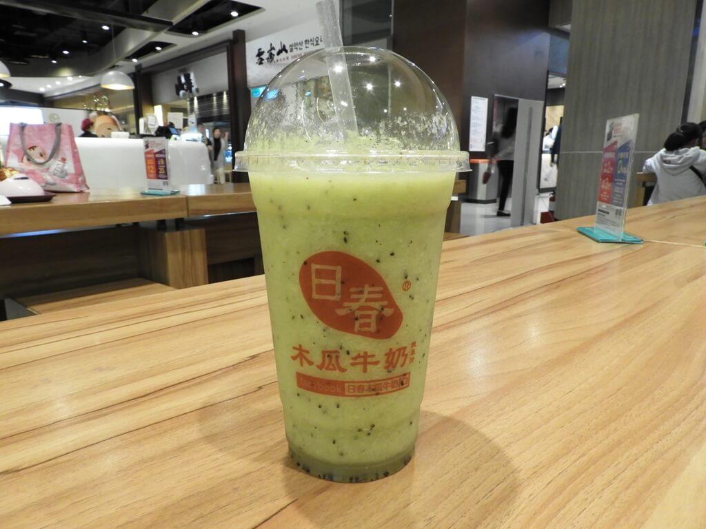 大江購物中心 MetroWalk的圖片:日春木瓜牛奶的鳳梨奇異果汁