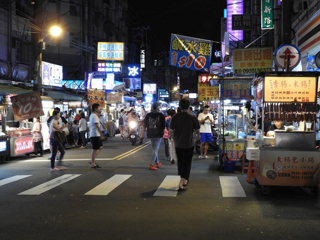 中原夜市商圈的圖片:中原夜市街道(123660810)