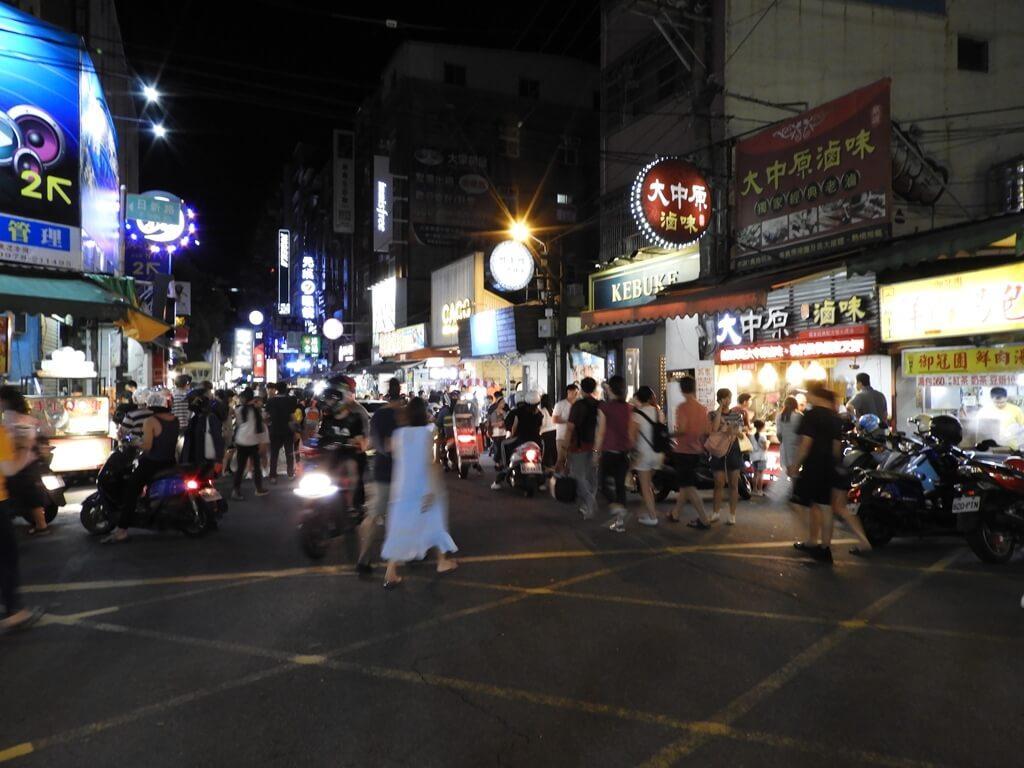 中原夜市商圈的圖片:中原夜市街道(123660818)