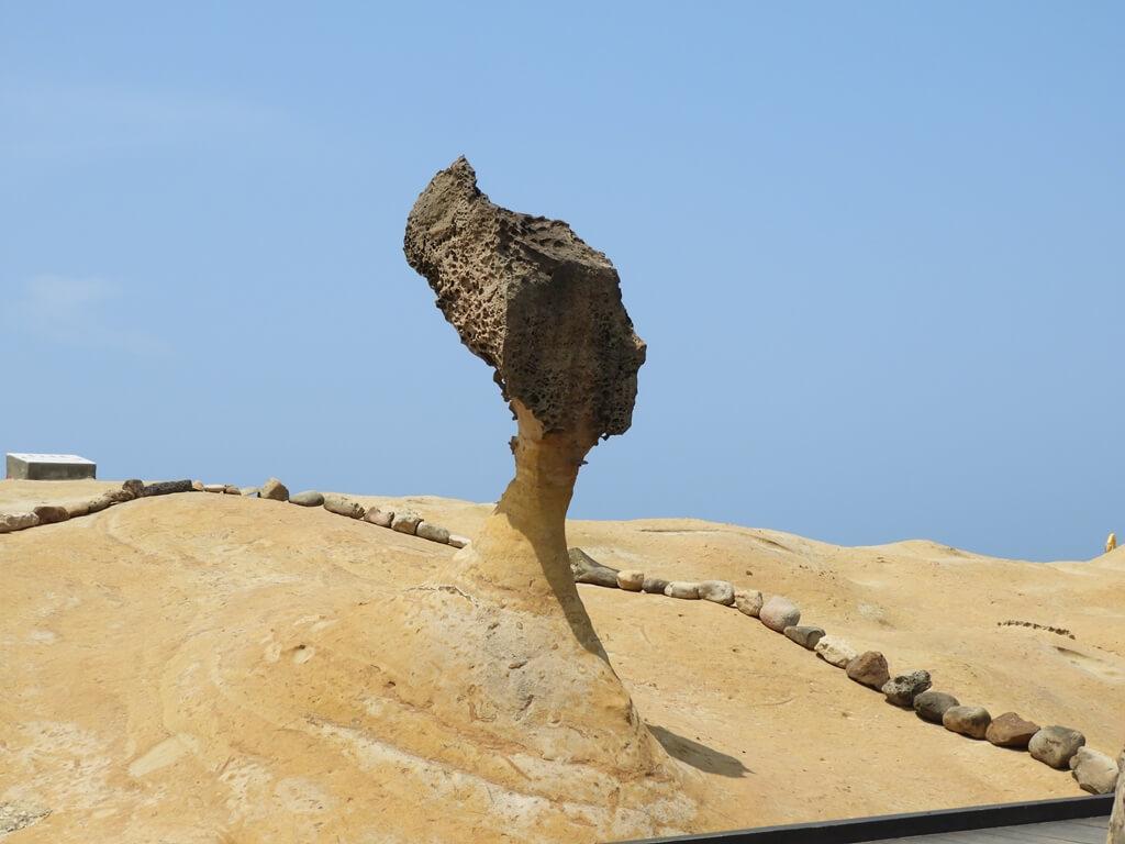 野柳地質公園的圖片:野柳女王頭