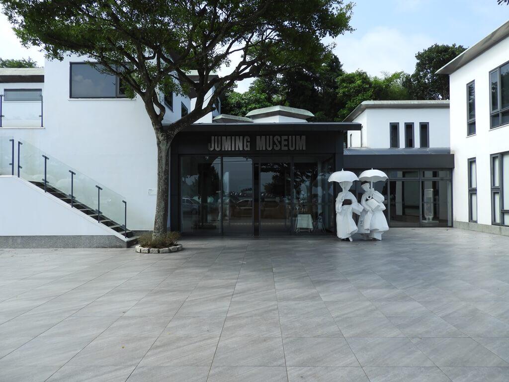 朱銘美術館的圖片:朱銘美術館入口