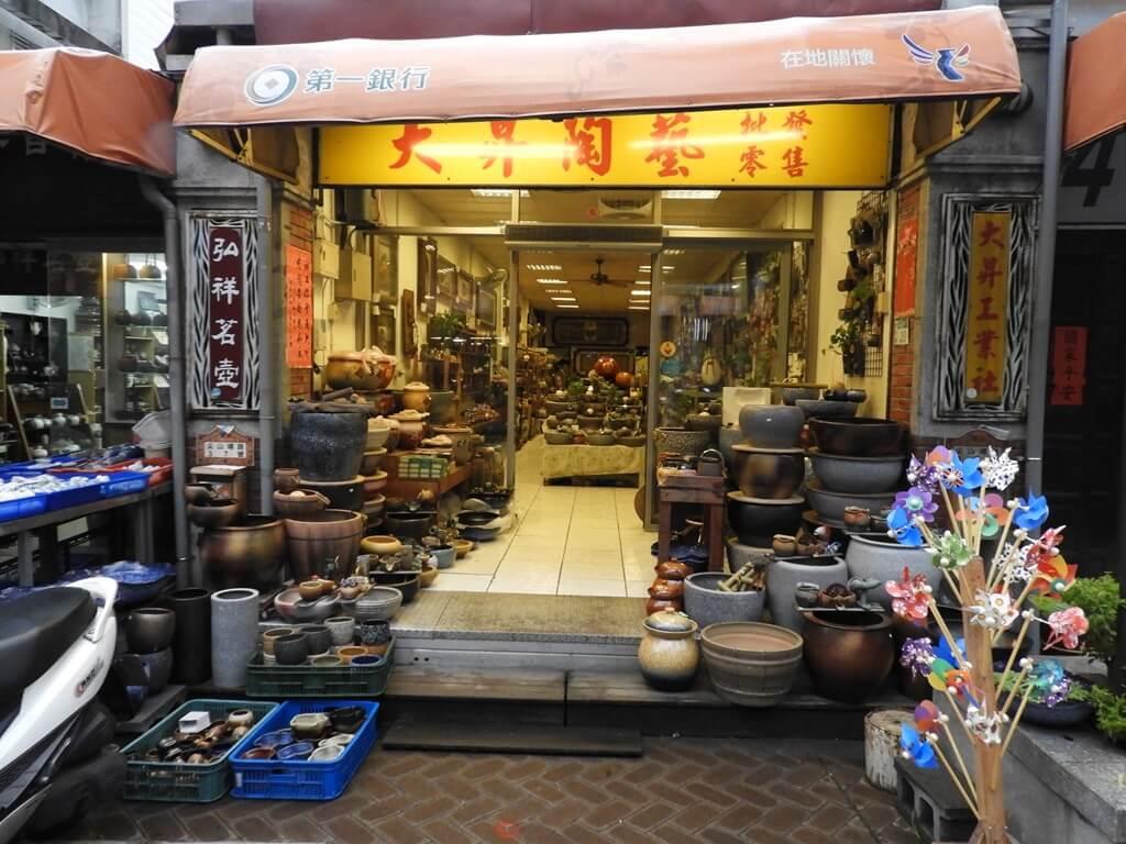 鶯歌陶瓷老街的圖片:第25張照片