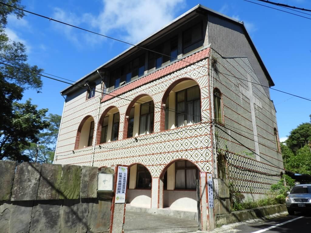 基國派老教堂的圖片:第8張照片